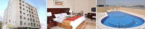 Akas-Inn Hotel Apartments Dubai