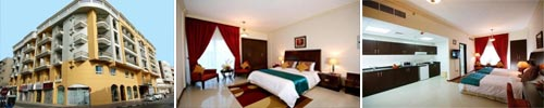 Golden Square Hotel Apartments Dubai