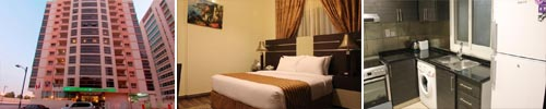 Boulevard City Suites Hotel Apartments Dubai