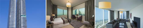 Nassima Towers Hotel Apartments Dubai
