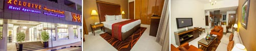Xclusive Hotel Apartments Dubai