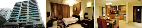 Dunes Hotel Apartments, Oud Metha Dubai