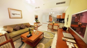 Donatello Hotel Apartments Dubai