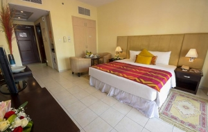 Grand Midwest Express Hotel Apartments