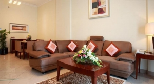 Rose Garden Hotel Apartments Al Barsha